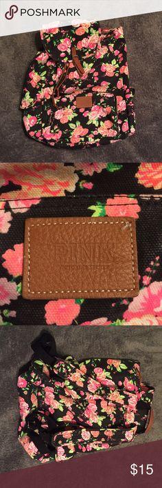 PINK Victoria Secret backpack Good condition. Only used a few times PINK Victoria's Secret Bags Backpacks
