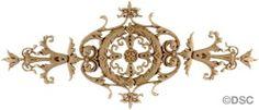 Intricate Italian Renaissance Design - 17W X 7 3/4H - 5/16Relief