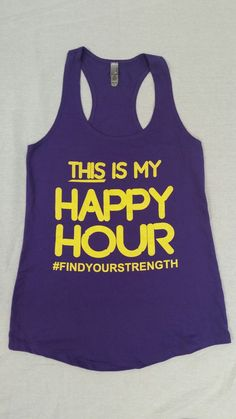 Her Suppz Happy Hour Tank