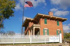 Top 10 things to do on a budget in Galena, Illinois, including visiting the Ulysses S. Grant Home State Historic Site: http://www.midwestliving.com/travel/illinois/galena/top-10-things-to-do-on-a-budget-galena/