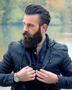 """If You Don't Know My Name Just Yell """"Hey, Nice Beard"""" , i will get to know you're calling me. Beard Suit, Beard Fade, Beard Look, Nice Beard, Moustache, Beard No Mustache, Handlebar Mustache, Hipster Noir, Hipster Man"""