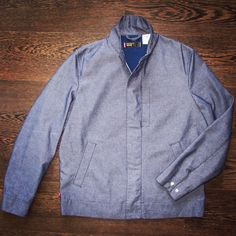 62. Levi's Sta-Prest Denim Jacket