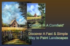 Learn Painting – Online Painting – Beginning Artists want to learn Art — Page 4 Acrylic Painting Techniques, Painting Videos, Painting Lessons, Learn Art, Learn To Paint, Learn Painting, Great Paintings, Landscape Paintings, Landscapes