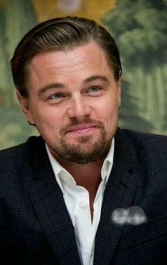 Leonardo DiCaprio Wolf of Wall Street Press Conference