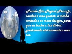 Oração a São Miguel Arcanjo para defender de toda a negatividade. Por Lu...