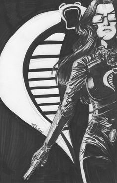 Commission Piece: The Baroness
