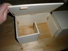 DIY Hamster House