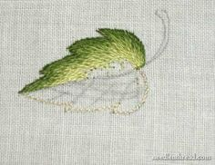 The BEST tutorials on all types of embroidery stitches.  Fantastic!!