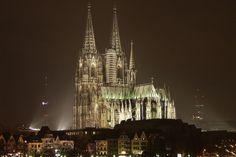 Il duomo di Colonia, Germania © Robert Breuer