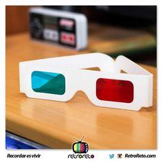 Vamos a ver una película en 3D → http://www.RetroReto.com