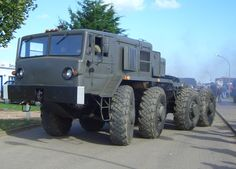 MAZ 537 beim Tatratreffen in Seehausen Army Vehicles, Cars And Motorcycles, Monster Trucks, Destruction, Rigs, Armed Forces, Vehicles, Wedges