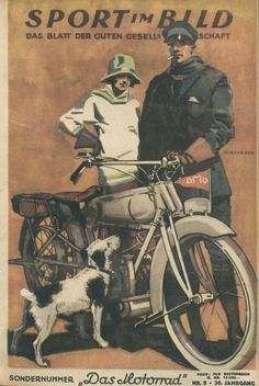 Vintage Magazine 1924