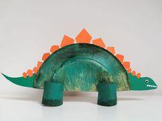 The Best Summer Crafts for Kids Dinosaur Projects, Dinosaur Activities, Dinosaur Crafts, Real Dinosaur, Preschool Crafts, Diy Crafts For Kids, Fun Crafts, Dino Craft, Egg Carton Crafts