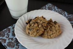 GF breakfast cookies