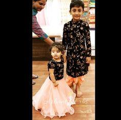 Kids Party Wear Dresses, Kids Dress Wear, Baby Girl Party Dresses, Kids Wear, Indian Dresses For Girls, Kids Indian Wear, Kids Ethnic Wear, Kids Frocks Design, Baby Frocks Designs