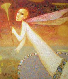 Angel of Music by Arunas Zilys