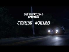 Supernatural - Jensen Ackles Singing Outtake