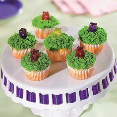 Tulip Ring Cupcakes - OrientalTrading.com