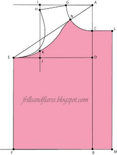 The peasant blouse or peasant top is very easy to draft and sew. Its pattern draft is based on the basic blouse pattern. Sewing Patterns Free, Sewing Tutorials, Sewing Hacks, Free Pattern, Sewing Ideas, Techniques Couture, Sewing Techniques, Peasant Blouse, Peasant Tops