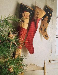 Prim Stockings Were Hung...
