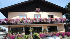 Das Geschäft in St. Georgen/Attergau Mansions, House Styles, Home Decor, Flowers, Creative, House, Decoration Home, Manor Houses, Room Decor