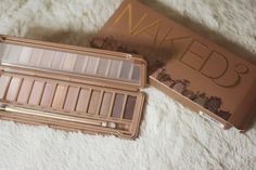 Urban Decay Naked 3 is coming! read more on myfairstyle.blogspot.com