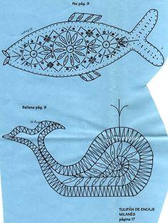 cosas de internet - monica m - Álbumes web de Picasa Crochet Stitches, Knit Crochet, Sea Pictures, Bobbin Lacemaking, Bobbin Lace Patterns, Point Lace, Lace Jewelry, Needle Lace, Lace Making