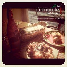 colazione italiana! #comunale #salonicco #colazione #italian_touch