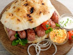 CROATIA: Ćevapčići — or Ćevapi —can be found in other countries, including Bosnia and Herzegovina, but the grilled sausages are popular in Croatia as well. They're typically made from a blend of minced beef and pork and served with pita bread, diced onions, and a red pepper spread.