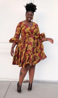 Check out these african fashion trends 3435 African Fashion Designers, African Print Fashion, Africa Fashion, African Fashion Dresses, African Dress, Fashion Prints, Fashion Outfits, African Style, Ankara Short Gown