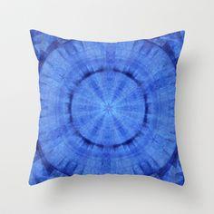 Pseudo Pompous Chroma - Galileo's Moon Throw Pillow by Pseudo Pompous  - $20.00