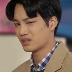Kaisoo, Chanbaek, Chanyeol, Exo Kai, Memes Funny Faces, Stupid Memes, Meme Pictures, Reaction Pictures, K Pop
