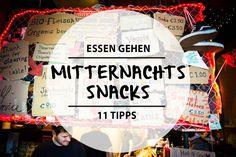 Auf dem Weg aus oder zum Club und noch Hunger? Hier gibt es Mitternachts-Snacks in Berlin.
