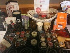 One of my Scentsy Home Parties. Host your own with me today for free and half priced product!  https://kacihutson.scentsy.us/Scentsy/Home