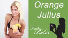 The Famous Orange Julius recipe