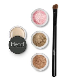Look at this Bronzy Eye Shadow & Primer Set on #zulily today!