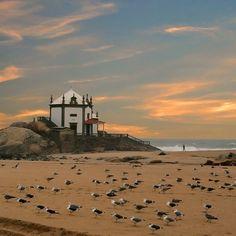 Praia de Miramar - Vila Nova de Gaia, Porto