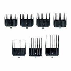Andis Detachable Clipper Combs by Andis. $10.04. Andis Detachable Clipper Combs is a set of seven attachment combs allows you to quickly and easily cut hair at the desired length with many Andis clippers.