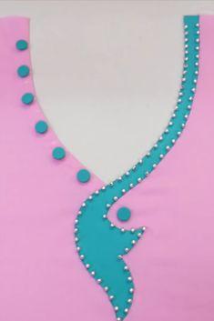Chudithar Neck Designs, Salwar Neck Designs, Saree Blouse Neck Designs, Neck Designs For Suits, Kurta Neck Design, Neckline Designs, Sleeves Designs For Dresses, Dress Neck Designs, Hand Designs