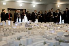 London City Marketing City Model, Future City, London City, Mood, Display, Marketing, Table Decorations, Ideas, Design