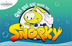 les Snorky | Les Snorky ont accosté en France en septembre 1986 , sur TF1, dans ...
