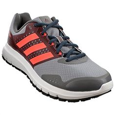 finest selection d4a1b 7d6da adidas Womens Duramo ATR Trail ShoeGreyMaroonFlash RedUS 11 M   You can  find more details by visiting the image link. (This is an affiliate link)