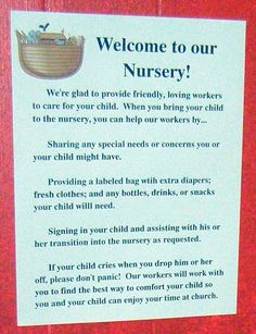 [TC Welcome to our nursery sign 072607.jpg]