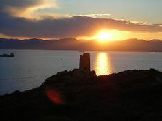 Torre Bernat & Tramonto