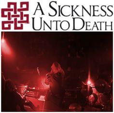 """A Sickness Unto Death veröffentlichen Konzertmitschnitt """"The Cinema Concert"""""""