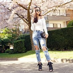 More looks by Shelly  LIU: http://lb.nu/shell1107  #casual #chic #street #fashion #hm #hmootd #streetstyle #denim #stylish