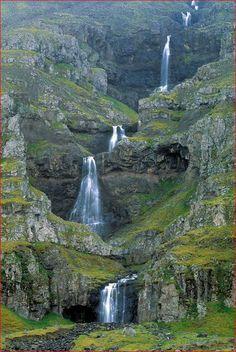 Cascadas #Islandia #Iceland