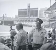 Yankee Stadium Usher