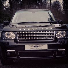 Range Rover Overfinch Vogue Gt Range Rover Supercharged, Range Rovers, Audi A5, Love Car, Motorbikes, Ranger, Cool Cars, Planes, Dream Cars