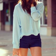Mint+dark blue